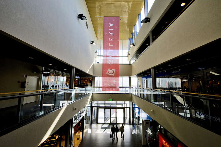 Galleria shopping centre address, phone number, and map